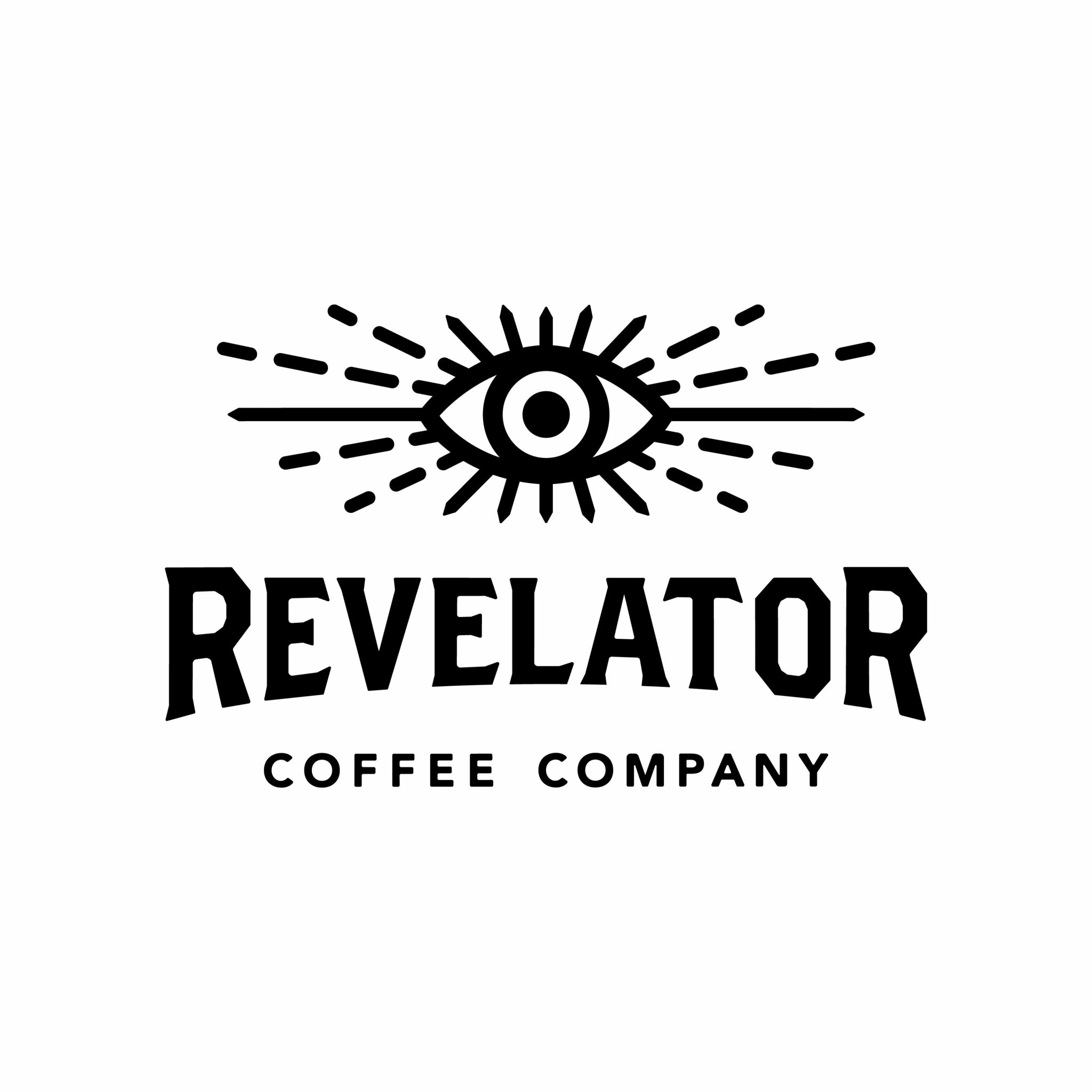 revelator coffee logo