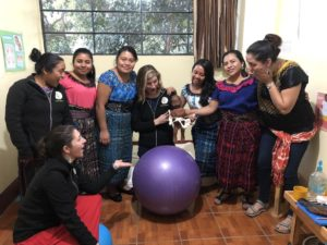 Casa Materna Midwives and Mothers