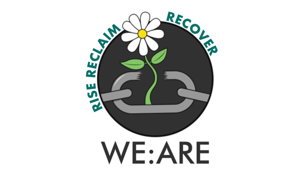 WE:ARE Logo